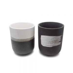 Two Japanese Tea Cups
